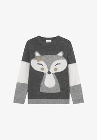 OVS - FOX - Trui - grey - 2