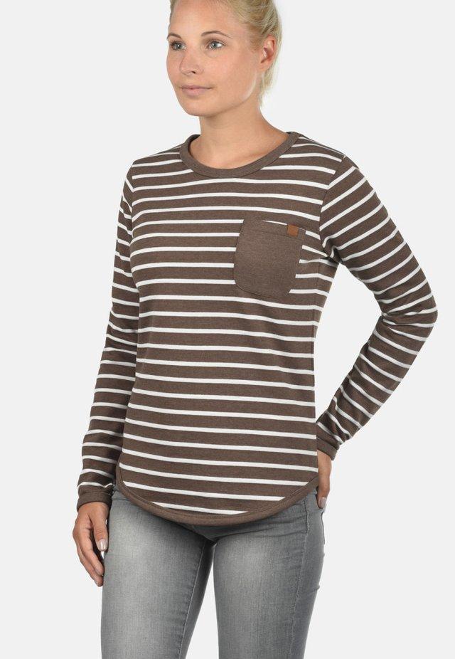 CHRISTIN - Sweater - brown
