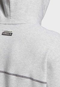 adidas Originals - HOODIE - Hoodie - grey - 7