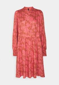 YAS - YASBEA DRESS - Abito a camicia - chutney bea - 4