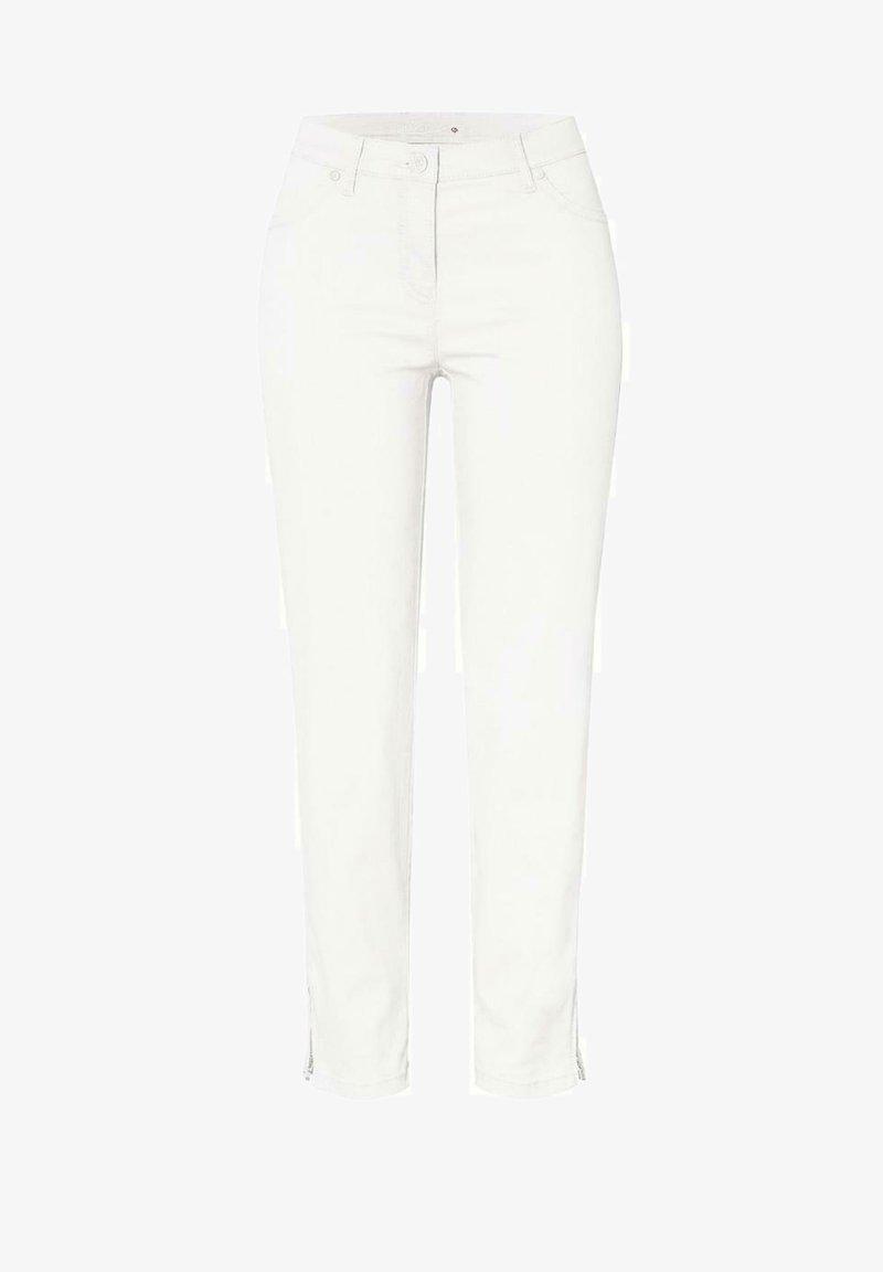 TONI - Trousers - white