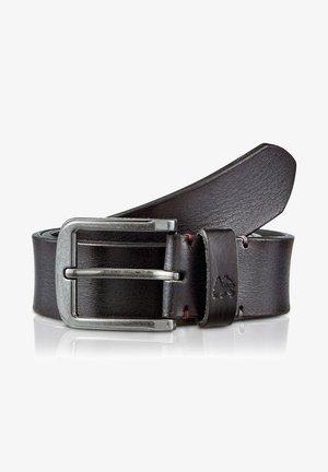 JAMES - Belt business - black