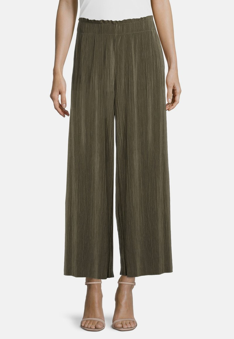 Betty Barclay - Trousers - dusty olive