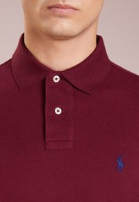 Polo Ralph Lauren - SLIM FIT MODEL  - Polo - classic wine - 4