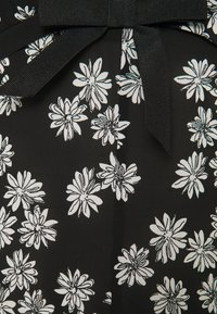 Alexa Chung - LONG SLEEVE DRESS - Freizeitkleid - black/off white - 6