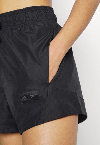 PARLEY SHORT  - Pantalón corto de deporte - black
