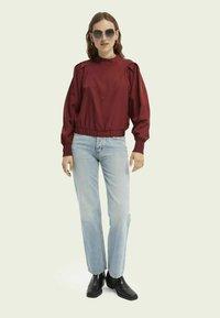 Scotch & Soda - Sweatshirt - ruby red - 1
