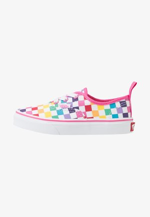 AUTHENTIC ELASTIC LACE - Instappers - rainbow/true white
