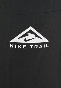 Nike Performance - ELITE PANT TRAIL - Pantalones deportivos - black/white - 6