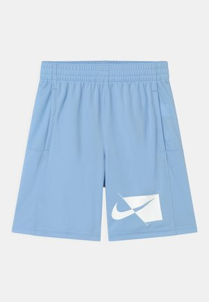 Sports shorts - psychic blue/white