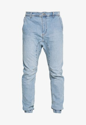 JOGGER - Trousers - everyday blue