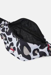 Fila - WAIST BAG LEO - Bum bag - white - 2