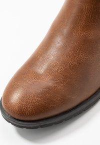 New Look - DELIA - Ankelstøvler - tan - 2