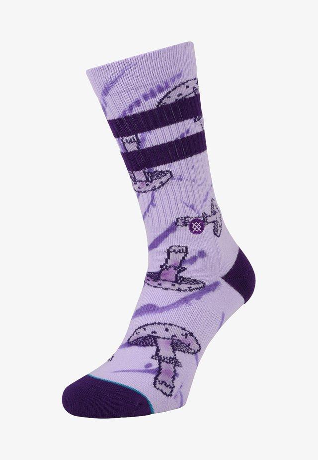 Socks - violet