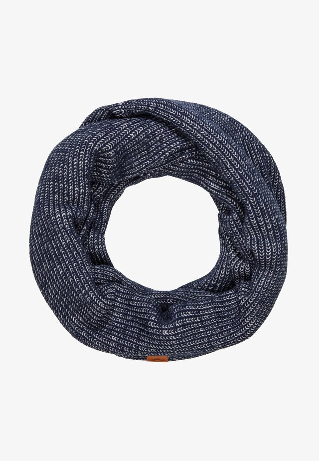 GAYLE SCARF - Snood - navy