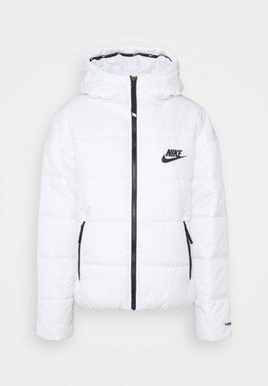 CLASSIC - Winterjacke - white/black