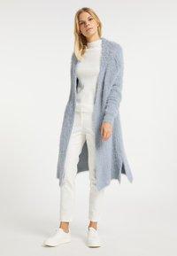 usha - Cardigan - blau grau - 1