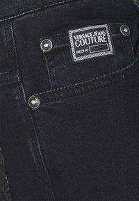 Versace Jeans Couture - Skinny džíny - blue black - 8
