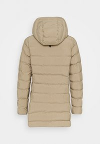 Tommy Hilfiger - SEAMLESS SORONA COAT - Light jacket - beige - 1