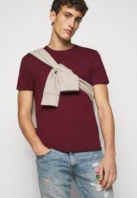 Polo Ralph Lauren - T-shirt basic - classic wine - 4