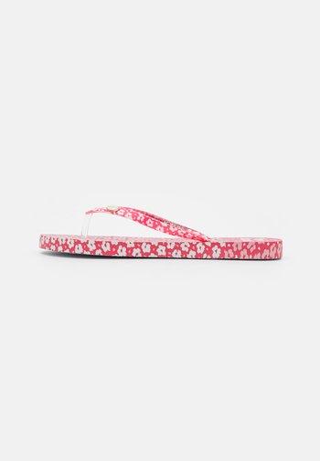 RAKE TIGI - T-bar sandals - fresa