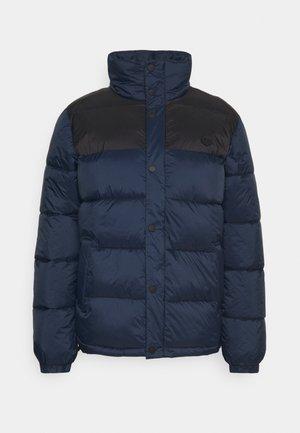 PUFFER JACKET - Winter jacket - navy/black