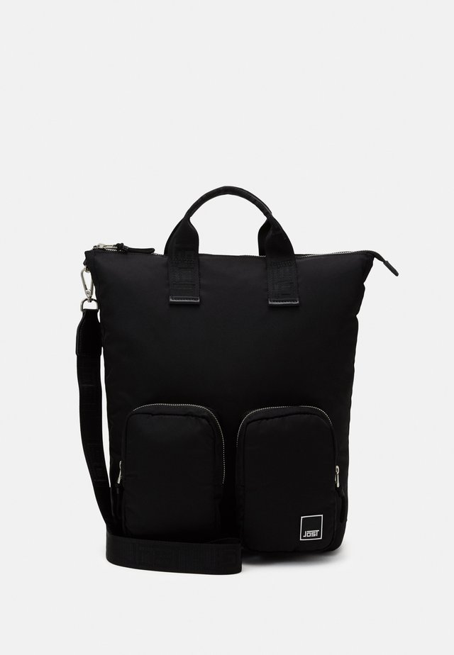 CHANGE BAG - Skuldertasker - black