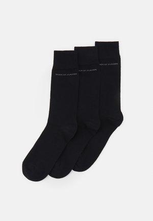AMRAMIO 3 PACK - Calcetines - black