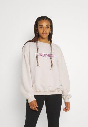 INTIMATE MIND - Sweatshirt - beige