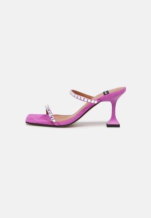 Sandaler - pansy