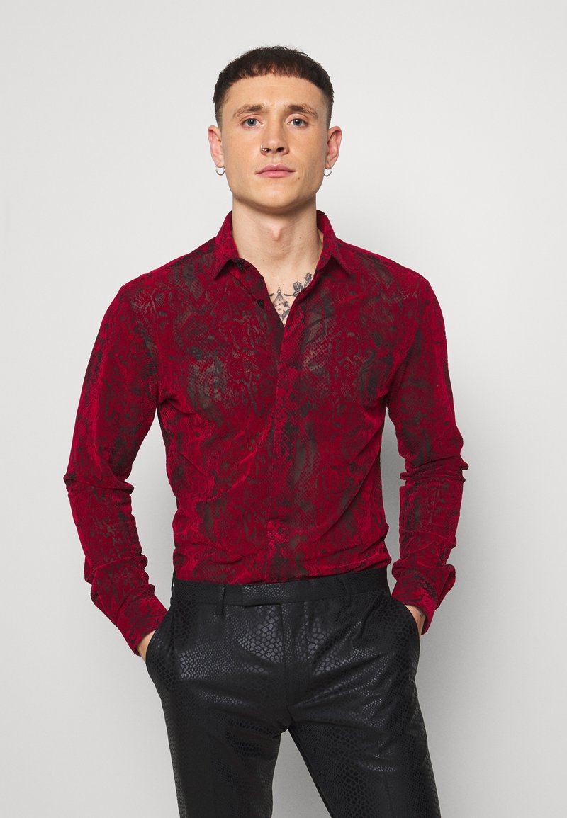 Twisted Tailor - ANDRESCO - Camicia - red