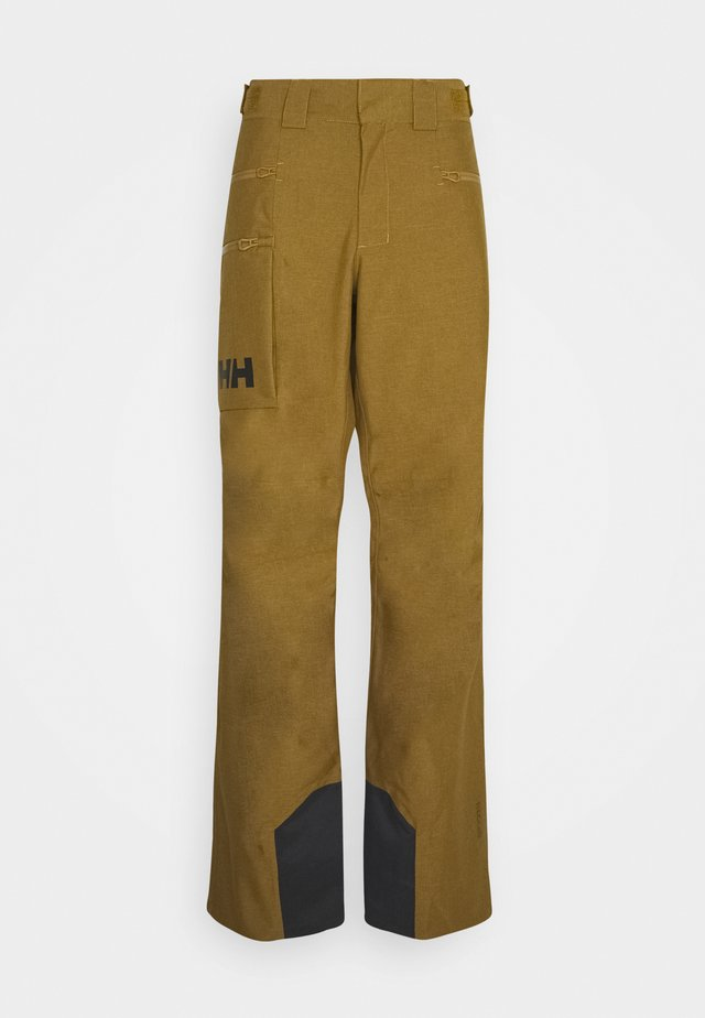 GARIBALDI 2.0 PANT - Skibukser - uniform green