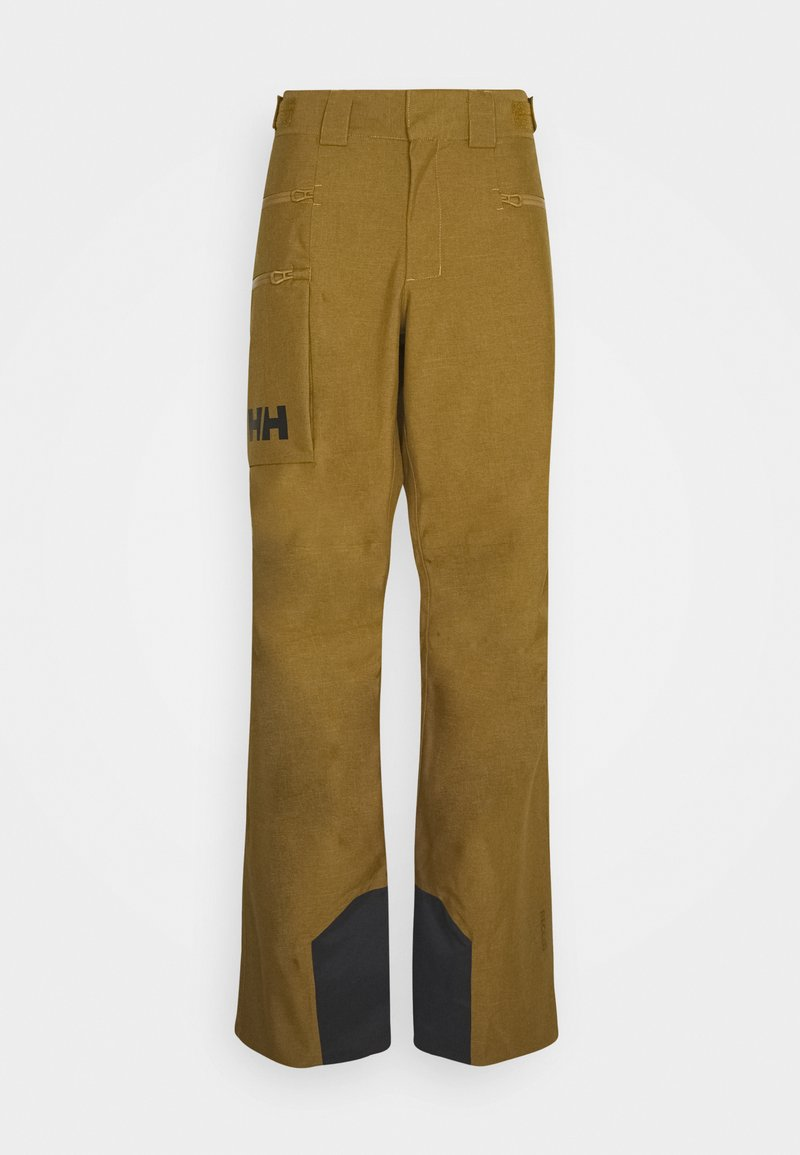 Helly Hansen - GARIBALDI 2.0 PANT - Snow pants - uniform green