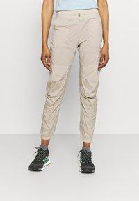 Peak Performance - HIT PANT - Kalhoty - celsian beige - 0