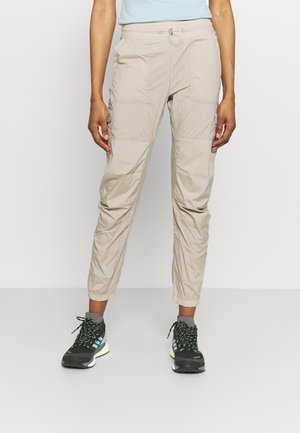 HIT PANT - Trousers - celsian beige