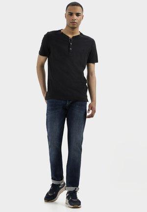 HOUSTON - Straight leg jeans - dark blue denim