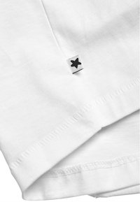 Next - 2 PACK SHORT SLEEVE - Basic T-shirt - white - 3