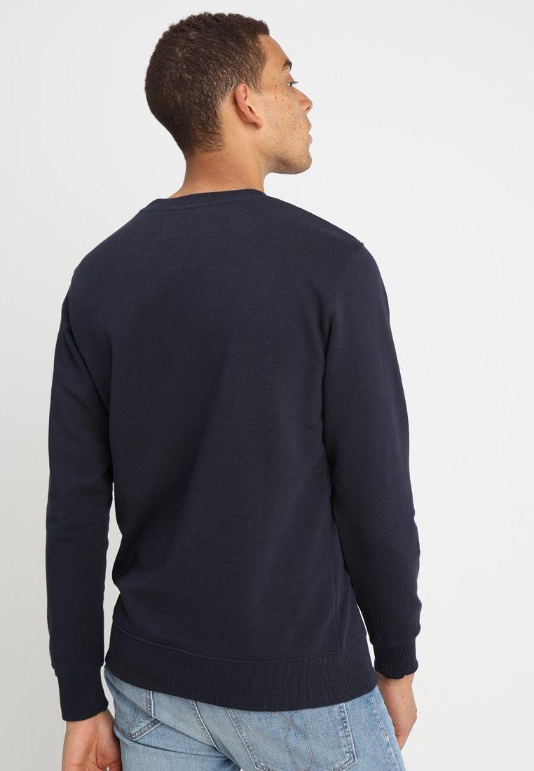 Calvin Klein Jeans CORE INSTITUTIONAL LOGO - Sweatshirt - night sky