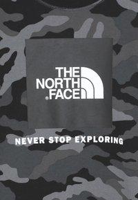 The North Face - BOX CREW - Sweatshirt - montague blue - 4