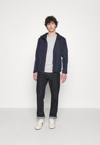 Polo Ralph Lauren - WATER-REPELLENT HOODED JACKET - Giacca leggera - collection navy - 1
