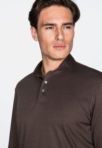 van Laack - PESO - Polo shirt - beige/braun - 2