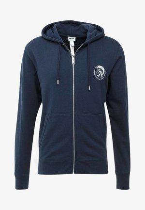 UMLT-BRANDON-Z - Zip-up sweatshirt - blau
