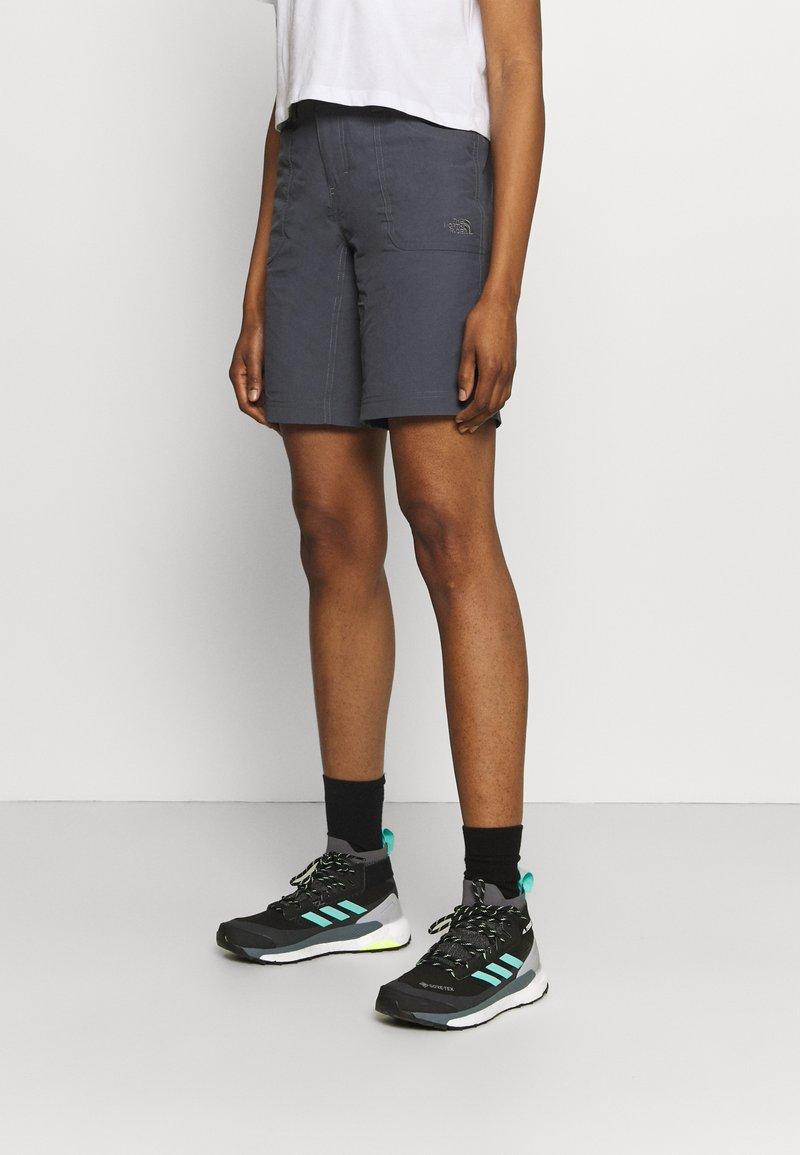 The North Face - HORIZON SUNNYSIDE - Sports shorts - vanadis grey