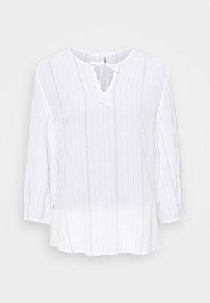 FINE STRIPE - Blouse - off white