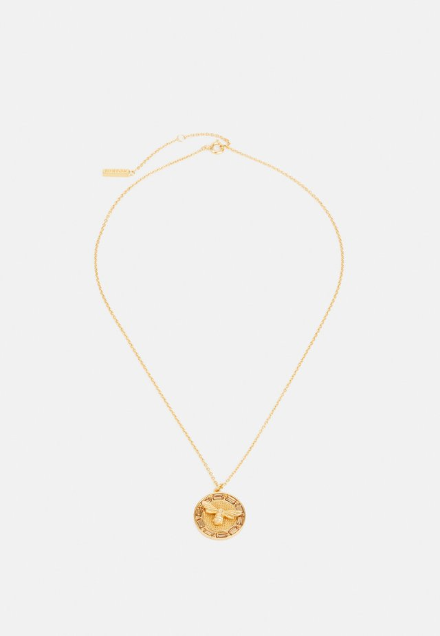 LUCKY BEE PENDANT - Ketting - gold-coloured