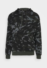Under Armour - RIVAL - Hoodie - baroque green - 3