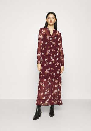VMTALLIE - Maxi dress - port royale