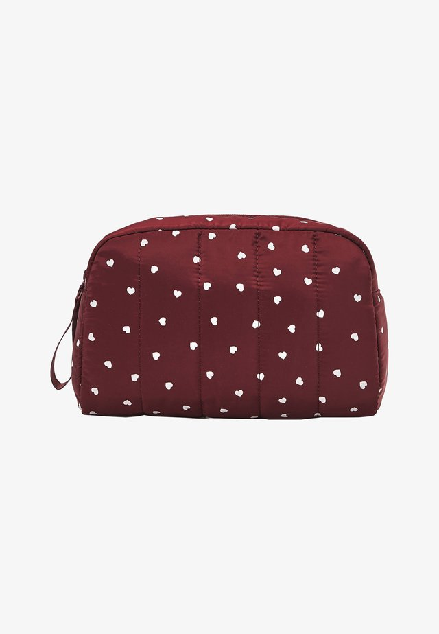 Trousse - red