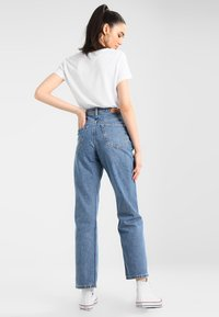 Weekday - ROWE FRESH - Jeans Straight Leg - sky blue - 2