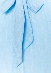 Saint Tropez - ELENORA - Button-down blouse - cerulean - 2